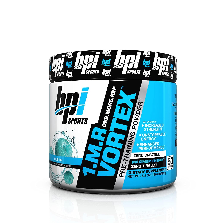 Bpi 1 M R Vortex Pre Workout Hulk Nutrition