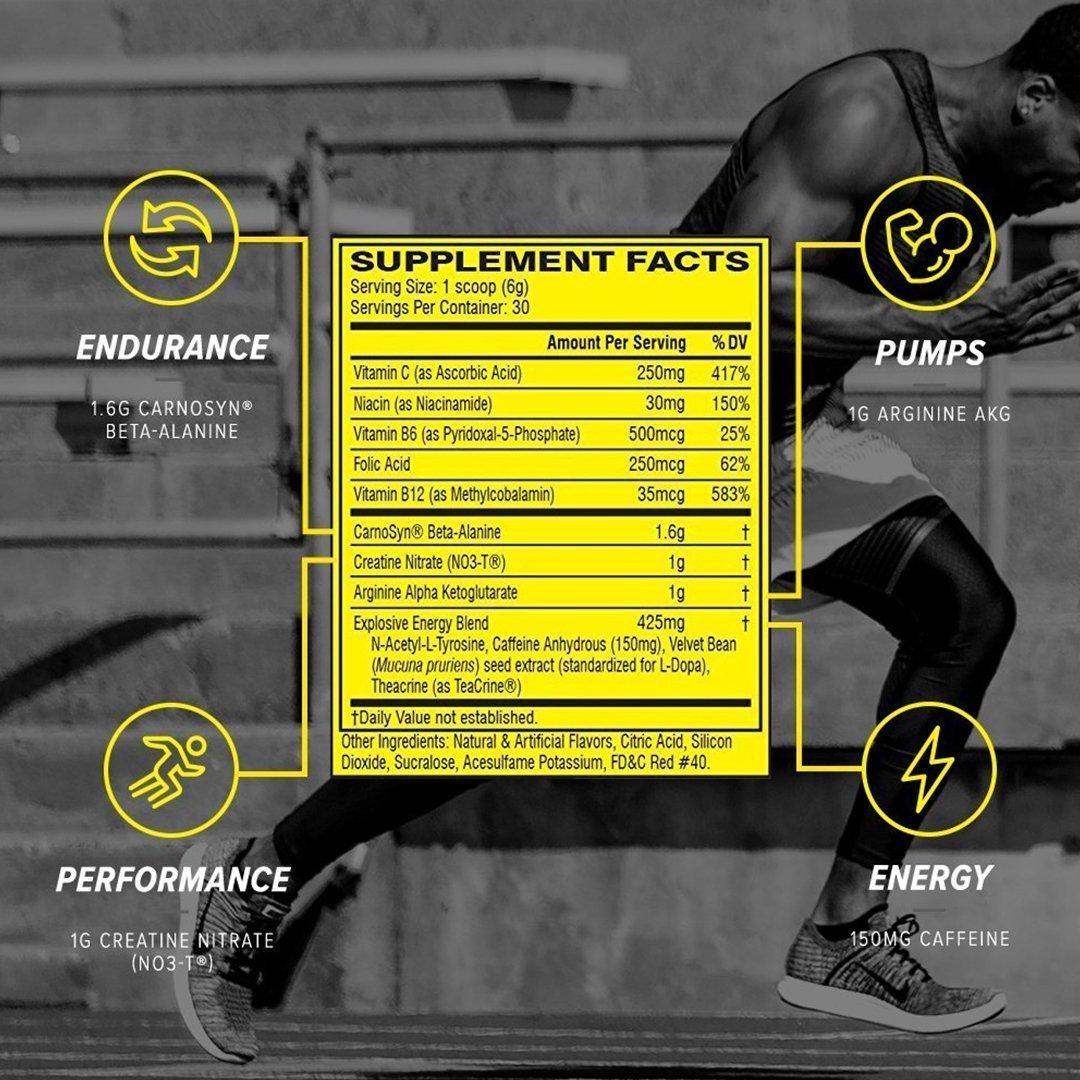 Cellucor C4 Pre-workout Original 30 Servings - Hulk Nutrition